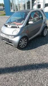 2006 Smart Fortwo   ---Diesel  --- FOR PARTS ONLY