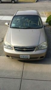 2005 Chevrolet Optra LS Sedan low klms perfectly maintained