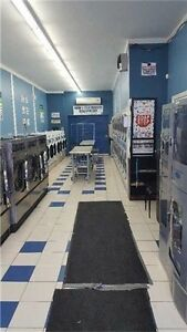 Just Listed! Coin Laundry For Sale In Mississauga