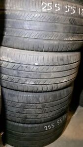 255/55/18 Michelin Latitude