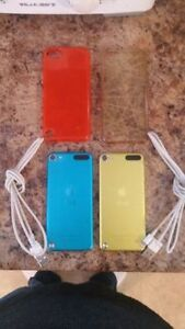 Apple iPod Touch 5th Generation With 64 GB Memory! 2 Available!