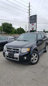 2009 Ford Escape Limited!4x4!SUV!CERTIFIED!
