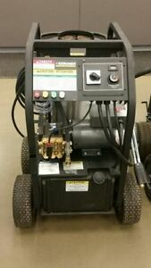 HOT WATER PORTABLE KARCHER PRESSURE WASHER -- FINANCE AVAILABLE! Edmonton Edmonton Area image 5