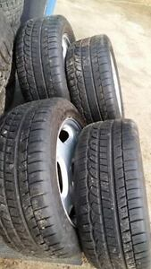 4 pneus 225/50r16 été cooper