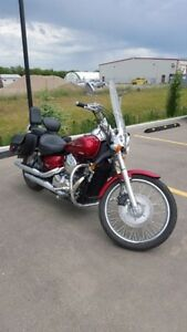 Honda Shadow Spirit - Excellent Condition