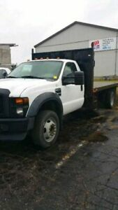 Flat Bed Truck For Sale