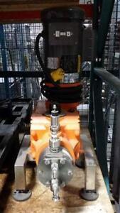 PROMINENT Pompe doseuse à membrane hydraulique usagée *AEVOS ÉQUIPEMENT*