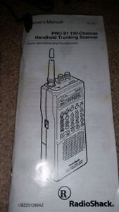 RADIO SHACK 150 CHANNEL DIRECT ENTRY PROGRAMMABLE SCANNER London Ontario image 3