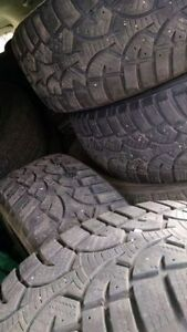 205/55r16 WINTER Snow Tires. $140 for 4.