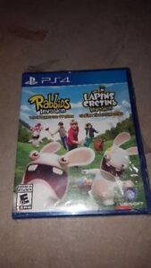 Rabidds Invasion PS4 games