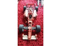 Lego Technics - Farrari F1 car - Old Model