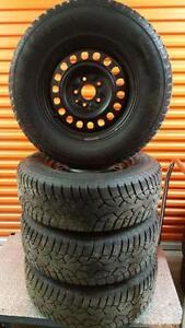 (17) Pneus d'Hiver - Winter Tires 265-70-17 Altimax