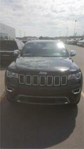2018 Jeep Grand Cherokee Limited 4x4 RECENTLY REDUCED $249BW