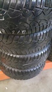 215/65/16 Continental Conti 4x4 Ice Contact / DYNASTY AUTO