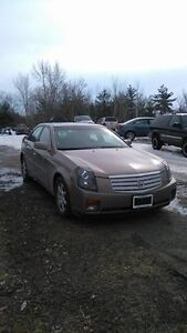 2007 Cadillac CTS Sedan safetied!! immaculate shape!