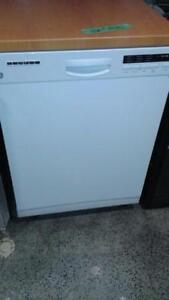 24'' white tall tub portable dishwasher