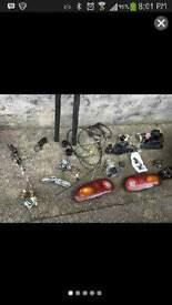 various car parts mazda mx5
