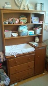 Complete Crib / Bedroom set *PRICE DROP***