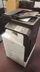 New Used off lease copiers printers photo copiers photocopiers