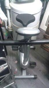 Perfect working exercise bike