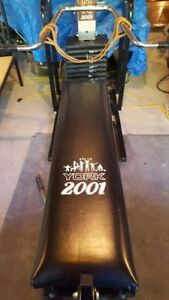 YORK 2001 FULL EXERCISE STATION--REDUCED TO $100.00 Kitchener / Waterloo Kitchener Area image 3