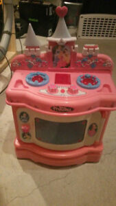 Princess Oven Toy