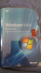 BRAND NEW, SEALED Windows Vista Business FULL VERSION
