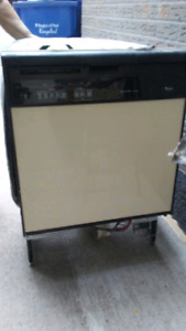 Whirlpool Dishwasher - Square One area