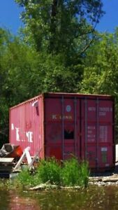 "20"" shipping container wanted near Stirling, Ontario"