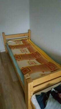 m bel matratze bett in niedersachsen melle bett. Black Bedroom Furniture Sets. Home Design Ideas
