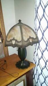 Lampe Antique Art Déco # 2