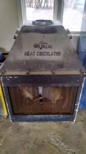 HEAT CIRCULATOR HIGH END.HOME,CAMP,COTTAGE ETC..SEE AD.