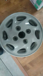 "ENKEI mag wheels 12"", 4X4.5 bolt pattern. Set of four"