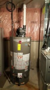Humidifier, BBQ, Gas Pipe, Stove, Water Heater, Dryer, Furnace
