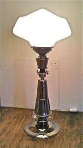 One of a kind Lamp made from Recycled Vintage Parts