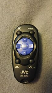 JVC Car CD Player Remote15