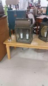 Vintage Carriage Lamp for Sale