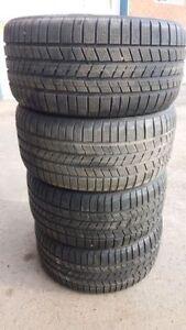 245 x 45 x 20  Pirelli tires  Scorpion