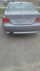 2004 BMW 545i $4,500 or BO. As is. Where is