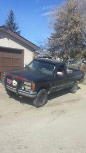 1991 GMC C/K 1500 Pickup Truck