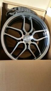 "4X BRAND NEW 18x8 5x114.3 FAST Alloy Wheels ""Cryptic"", $540!!"