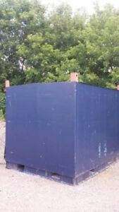Heavy Duty Industrial Storage Container/Job Site Box