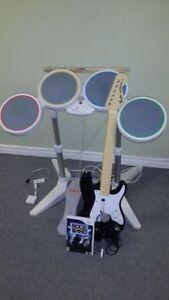 Rock Band Set for Nintendo Wii