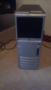 Intel Pentium 2.8GHZ Dual/1GB Ram/40GB HD/Win 7