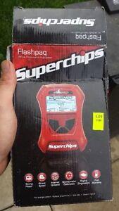 DODGE DIESEL Flashpaq SuperChips Performance Programmer 4 sale