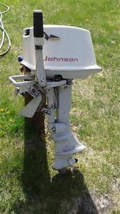1970? 5.5 Johnson Seahorse Outboard Motor