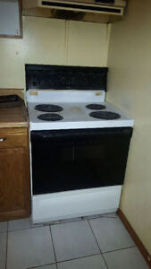Used but Working Electric Range