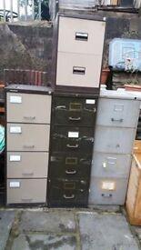 Office Filing Cabinets . Storage . Furniture . Desk . Racking. Factory