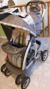 GRACO STROLLER Great condition used for one baby