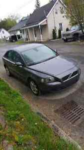 Volvo s40 2005 automatique 5 cylindres 2.4i